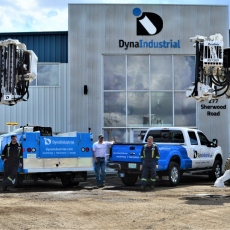 Service & Support: The DynaIndustrial Way
